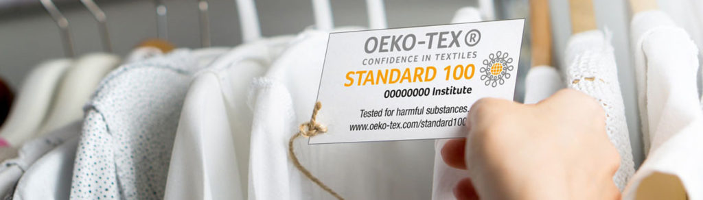 oeko-tex standard 100 sertifikası