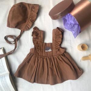 Tarçın-Tulum-ve-Şapka-Bebek-Hediye-Seti