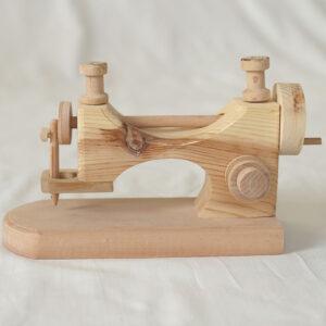 Ahşap Oyuncak Dikiş Makinası
