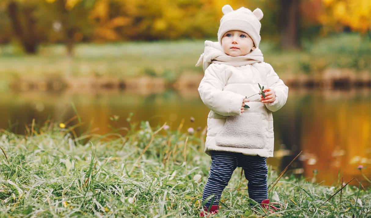 Özel tasarım çevre dostu bebek kıyafetleri